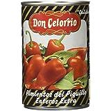 Don Celorrio - Pimientos del Piquillo - Entero Extra - 350 g - [Pack de 3]