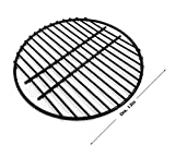 """Grill Grates Cooking Grate 13"""" Dracarys Grill Grate Round BBQ Grate Green Egg Accessories Cooking Grid Big Green Egg Accessory Grate Fit for Small Big Green Egg and Kamado Joe Etc"""