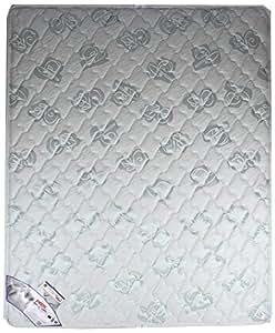 Peps King Restonic Mattress (Grey, 75x72x6 inches)