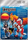 Playmobil 5463 - Fire Dragon mit Kämpfer