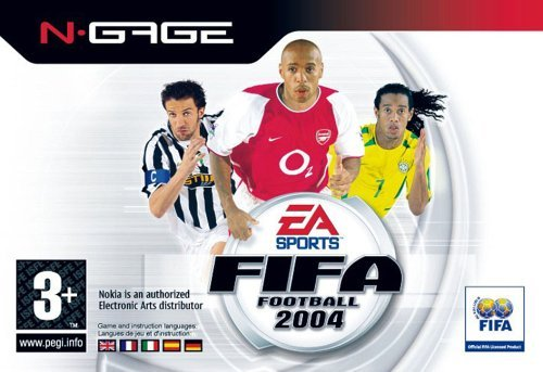 FIFA Football 2004 (N-Gage) by Electronic Arts