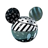 Disney by Britto from Enesco Mickey Head Black and White Covered Box 4