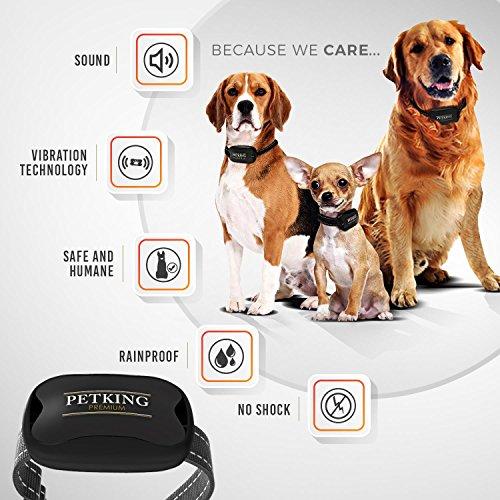 Zoom IMG-1 no bark dog collar anti