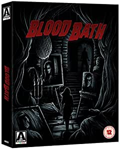 Blood Bath Blu-Ray [Region A & B] [2016]