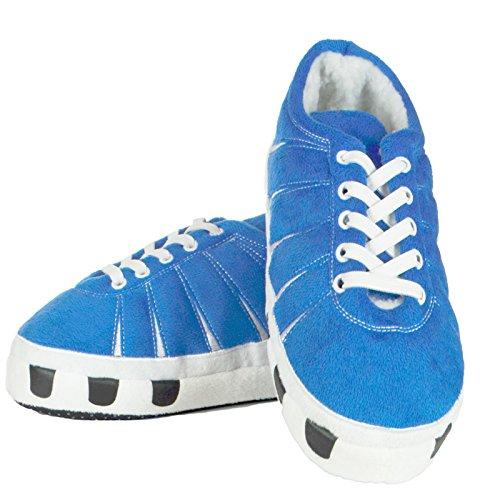 Footies , Chaussons montants mixte enfant Bleu