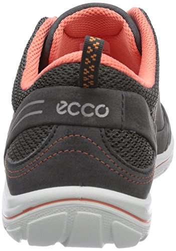 Ecco  ECCO ARIZONA, Chaussures Multisport Outdoor femme Gris - Grau (DARK SHADOW/CORAL58925)