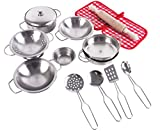 Pretend Toys - Little Chef Stainless, Cocina Pretend Toys Stainless...