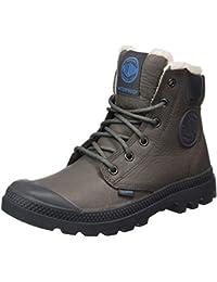 Palladium Unisex-Erwachsene Pampa Sport Cuff Wps Combat Boots
