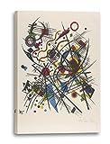Printed Paintings Impresión Sobre Lienzo (40x60cm): Wassily Kandinsky -...