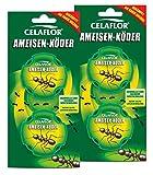 Celaflor Ameisen-Köder 4 Dosen Vorteilspack (2 2 Dosen)