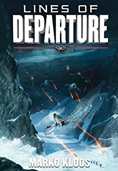 Lines of Departure (Frontlines Book 2) (English Edition) von [Kloos, Marko]
