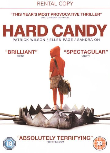 Hard Candy [DVD] - Patrick Wilson - Very Good Condition