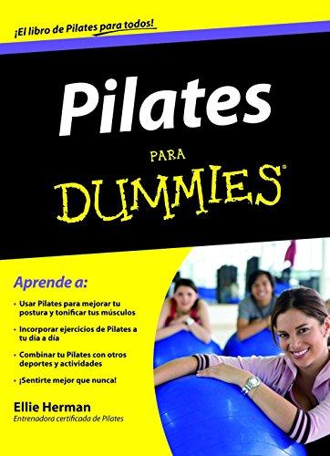 Descargar Libro Pilates para Dummies de Ellie Herman