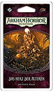 Fantasy Flight Games ffgd1121Arkham Horror: LCG-El corazón, anteriores de Juego de Cartas