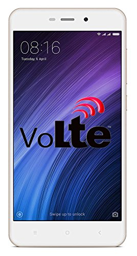 Uinitel Model F1-Volte 16 GB with 2 GB RAM and Reliance Jio 4G Sim Support in Gold