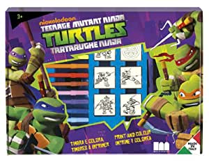 Multiprint Turtles Big Box Stamper Set