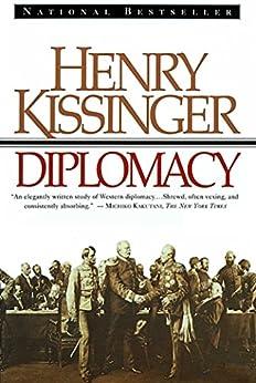 Diplomacy (Touchstone Book) (English Edition)