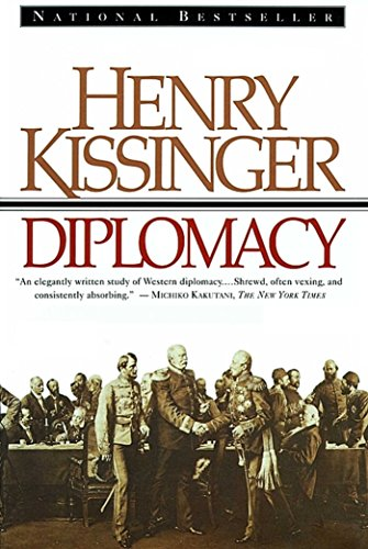 Diplomacy (Touchstone Book) (English Edition) por Henry Kissinger