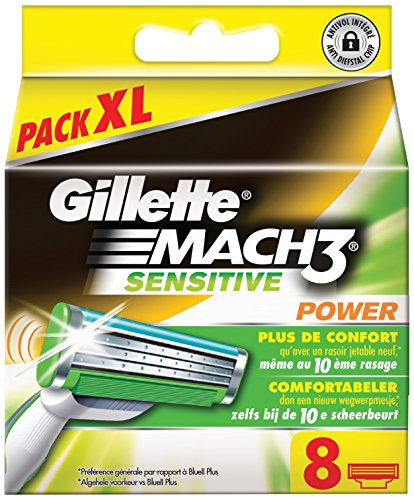 gillette-mach3-sensitive-razor-blades-pack-of-8