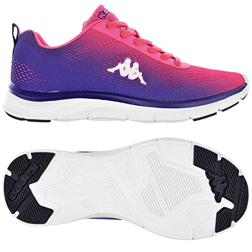 Sport Shoes - Kappa4training Cambus VIOLET DK-PINK FLUO