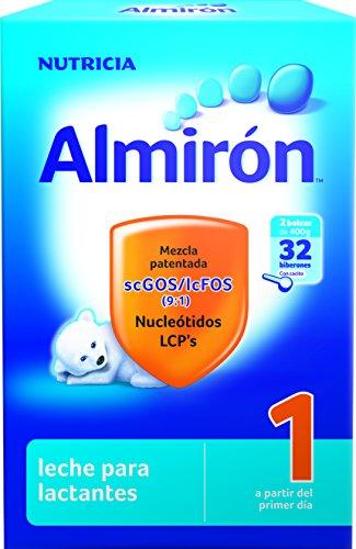 Almirón Leche en polvo - Paquete de 2 x 400 gr - Total: 800 gr