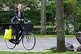 BIKEZAC® Clip-On EINKAUFS-FAHRRADTASCHE (Einseitige Einkaufstasche Faltbar Wasserabweisend Trageschlaufen), BikeZac:Green Vergleich