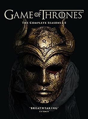Game of Thrones - Season 1-5 (Slimline Packaging) [DVD]