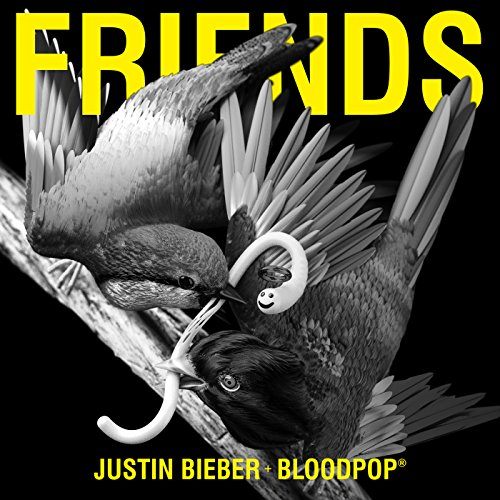 MP3-Cover 'Friends' von Justin Bieber & BloodPop®