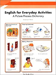 English for Everyday Activities: A Picture Process Dictionary by Lawrence J. Zwier (1999-12-04)