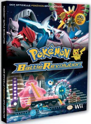Pokémon Battle Revolution - Der offizielle Pokémon Spieleberater (Lösungsbuch)