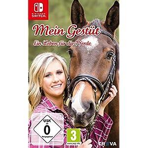 Gestüt – Ein Leben für die Pferde – Nintendo Switch