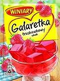 Galaretka truskawkowa (Polnische Götterspeise mit Erdbeergeschmack) 75g