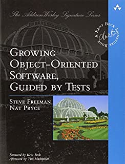 Growing Object-Oriented Software, Guided by Tests (Beck Signature) (0321503627) | Amazon Products