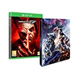 Tekken 7 + Steelbook Exclusif Amazon [Importación francesa]
