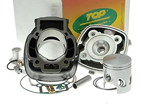 9916510Groupe Thermique Top Trophy 70cc D.48piaggio nRG mC2502T lC 1998- SP.12Fonte avec raccord tête