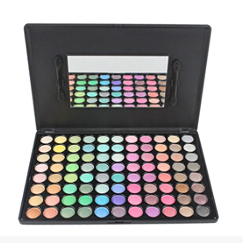 'Spritech (TM) professionale 120colori ombretto tavolozza Eye Makeup combinazione pallet per la casa e studio fotografico