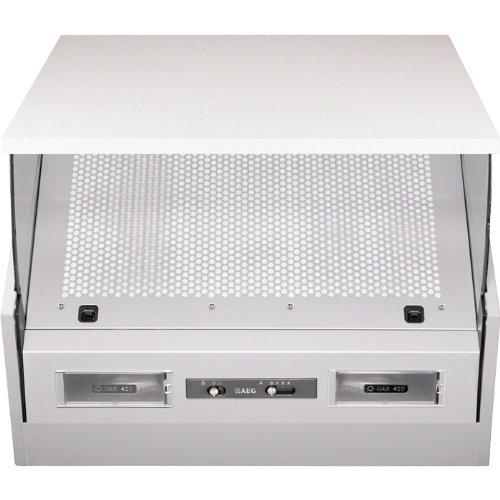 AEG DE3161-ML Unterbauhaube/Breite: 59.8 cm/Grau / Halogenlampe / 3 Leistungsstufen