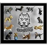 Homies Hood Hounds Series 3. Original Set of 12 by Homies