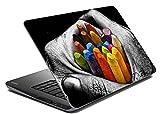 meSleep Color Pencils Laptop Skin