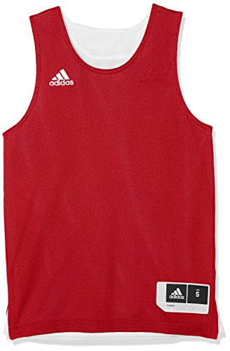 adidas Kinder Y Rev Crzy Ex J Tank Power red/White, 11-12
