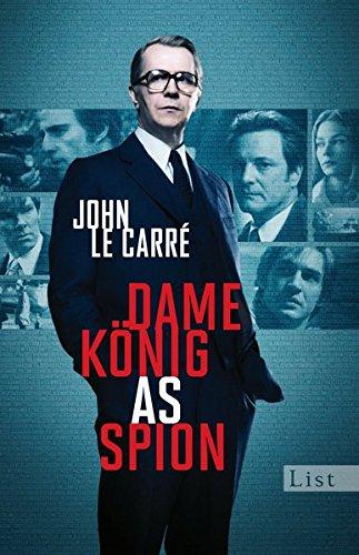 Buchseite und Rezensionen zu 'Dame, König, As, Spion. Roman' von John le Carré