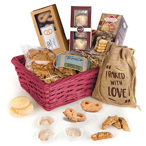 Hay hampers, chi resiste ai biscotti inglesi? | dolce idea regalo per natale