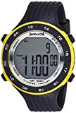 Sonata 77040PP04 Digital Watch