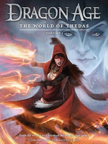 Dragon Age: The World of Thedas Volume 1 by Various, Gaider, David (2013) Hardcover