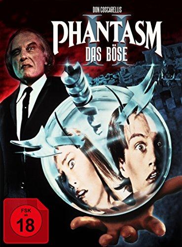 Phantasm II - Das Böse II - Mediabook/Version B (+ DVD) (+ Bonus-DVD) [Blu-ray]