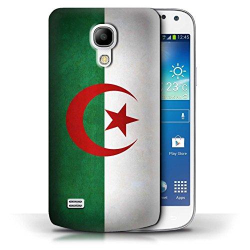 Etui / Coque pour Samsung Galaxy S4 Mini / Columbia/Colombie conception / Collection de Drapeau Algérie