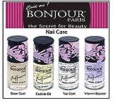#9: Coat Me Bonjour Paris Nail Polish Absolute Treatment - Cuticle Oil / Vitamin Booster / Top Coat / Base Coat