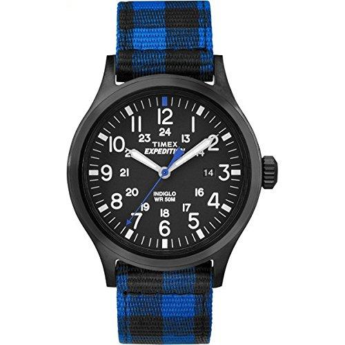 montre heure seulement Timex pour homme Scout TW4B02100 sportive cod. TW4B02100