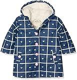 Hatley Mädchen Regenjacke Sherpa Splash Jackets