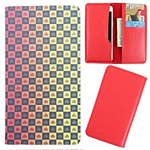 DooDa - For Redmi Note PU Leather Designer Fashionable Fancy Case Cover Pouch With Card & Cash Slots & Smooth Inner Velvet